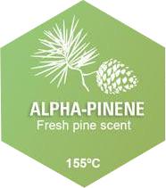 Alpha-Pinene Graphic