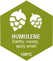 Humulene Graphic